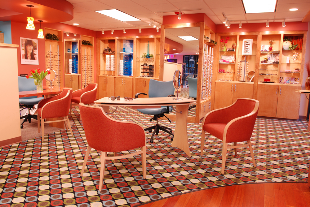Lakeland Optical - Barrett Design Studio