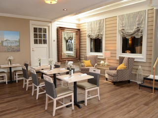 1908 Provisions at The Fairview Inn - Barrett Design Studio