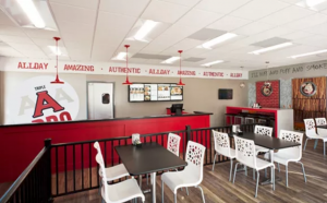 Barrett Design Studio Completes Design of Fourth Location for Mississippi Chain, Triple A BBQ