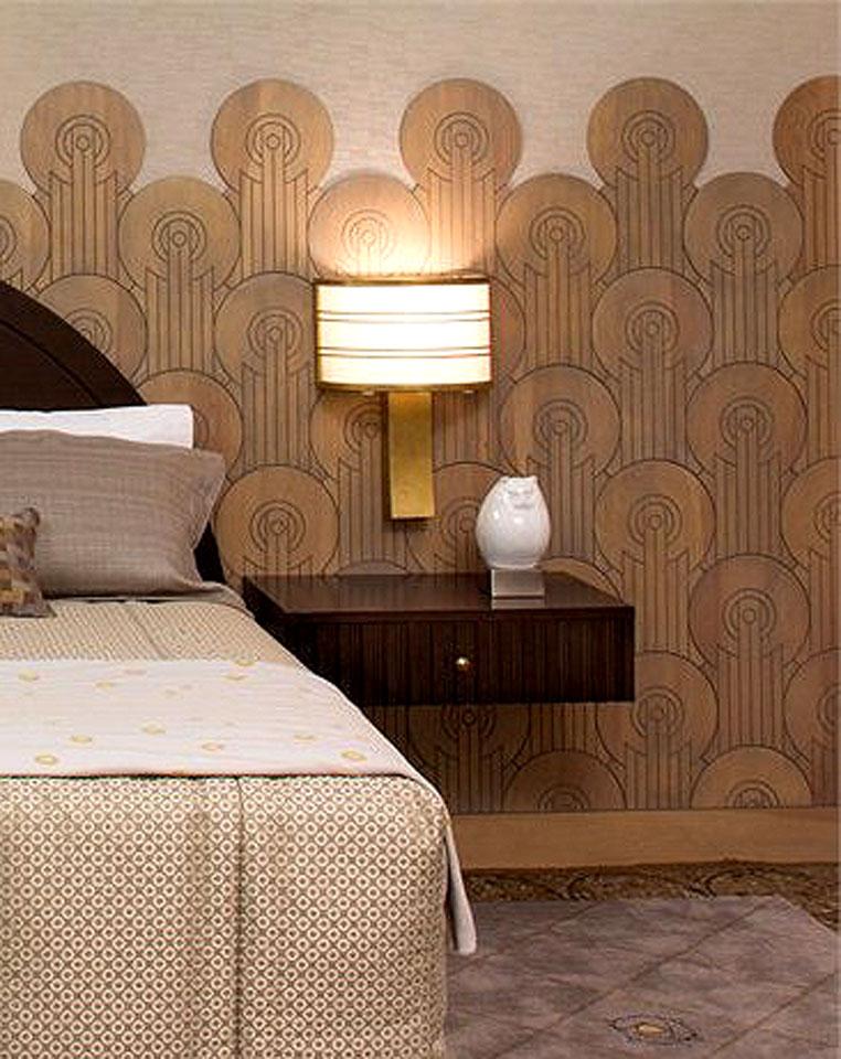 Art Deco Influence - Barrett Design Studio