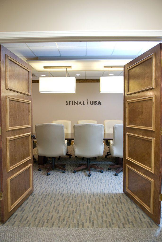 Spinal USA - Barrett Design Studio